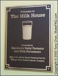 The Milk House at the Disney Wide World of Sports Complex