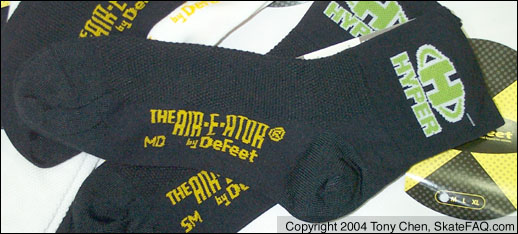 DeFeet Air-E-Ator Socks