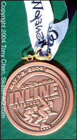 Marathon Medal